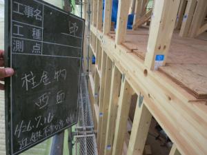 大阪府堺市 構造 柱金物