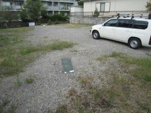 奈良県奈良市 近鉄の注文住宅 着工前現況写真