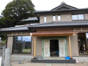注文住宅 奈良県 純和風 外観