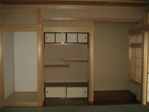 純和風のお住まい 近鉄の注文住宅 内覧会 和室