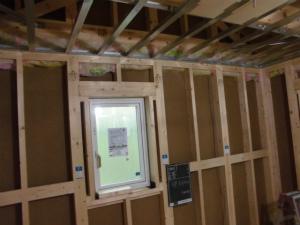 近鉄の注文住宅 外断熱工法エアーウッド 洋室