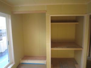 和室 注文住宅 大工造作工事完了 京都府 木津川台市 注文住宅
