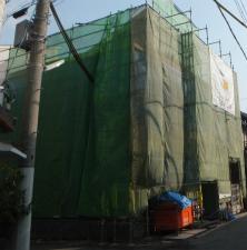 4世代が集う家~みんなの想いがつまった住まい~  大阪府大阪市 建築途中 注文住宅