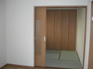 2世帯住宅 4世帯で暮らす 和室 大阪府大阪市 注文住宅