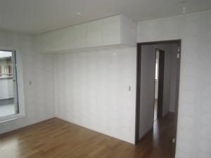 注文住宅 内装完成 洋室 収納たっぷり 近鉄の外断熱工法「エアーウッド」