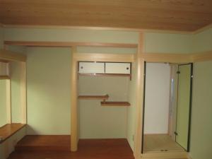 本格和室のある住まい 新築住宅 注文住宅 近鉄の外断熱工法 エアーウッド