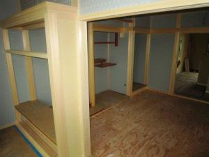 大工造作工事完了 和室 本格和風の住まい 注文住宅 近鉄 エアーウッド