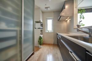 キッチン 大容量の収納