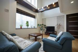 リビング 北欧風の家具
