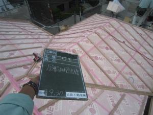 断熱工事 屋根断熱 外断熱工法 エアーウッド