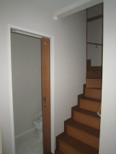 玄関ホール トイレ 新築 注文住宅