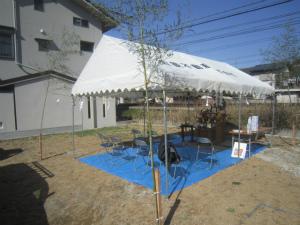 地鎮祭 奈良県桜井市 新築 注文住宅