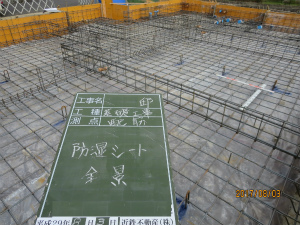 基礎工事 注文住宅 三重県名張市