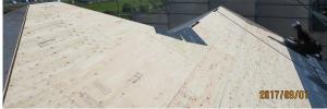 屋根 上棟 注文住宅