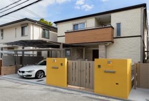 新築 二世帯住宅 外観